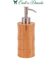 Distributeur de savon liquide bambou