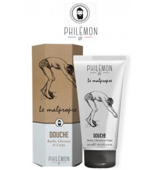 Shampoing-douche barbe, cheveux et corps - Le malpropre