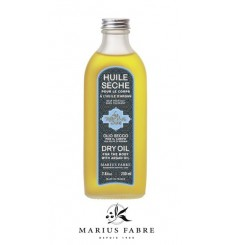 Huile sèche pour le corps, à l'huile d'argan