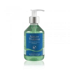 Gel corps et cheveux Energisant 250 ml - Nature Thalasso