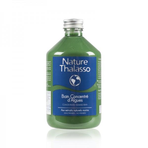 Bain Concentré d'Algues 500 ml - Nature Thalasso