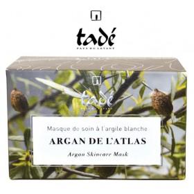 Masque de soin à l'argile blanche - Argan de l'Atlas