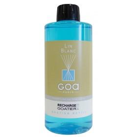 Recharge pour Goatier 500 ml - Lin Blanc