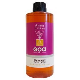 Recharge pour Goatier 500 ml - Ambre Safran