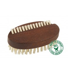 Brosse à ongles en thermo-bois