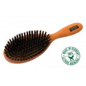 Brosse à cheveux en poirier