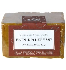 Pain D'Alep Laurier 35%