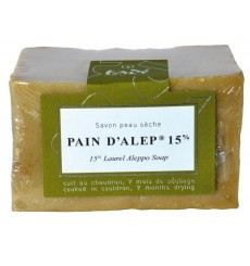 Pain D'Alep Laurier 15%