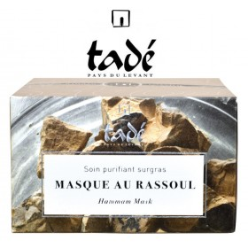Masque de soin purifiant surgras au Rassoul