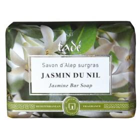 Savon d'Alep surgras - Jasmin du Nil