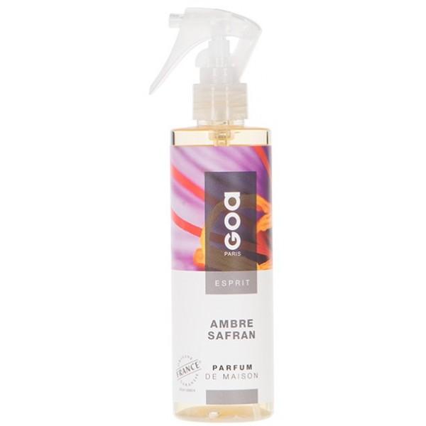 Spray Vaporisateur Goa Esprit - Ambre Safran