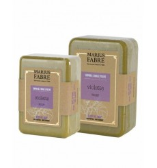 Savonnette à l'huile d'olive, à la violette
