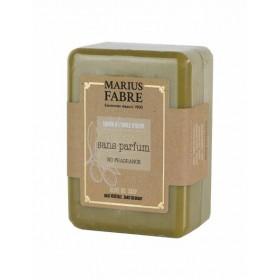Savonnette à l'huile d'olive, sans parfum