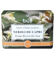 Savon d'Alep surgras - Neroli de Capri - Tadé