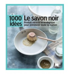 """Livre 1000 idées """"Le savon noir"""""""