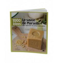 """Livre 1000 idées """"Le savon de Marseille"""""""