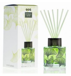 Diffuseur de parfum Ombre verte - Collection Intemporelle Goa