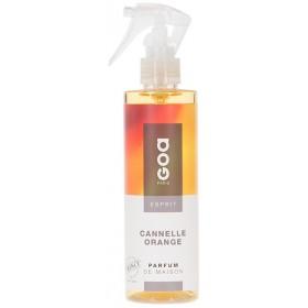 Spray Vaporisateur Goa Esprit - Cannelle Orange