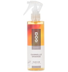 Spray Vaporisateur Goa Esprit - Cannelle Orange