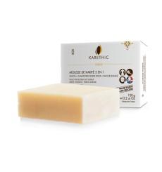 Mousse de Karité – Savon/Shampoing solide 3 en 1 - Karethic
