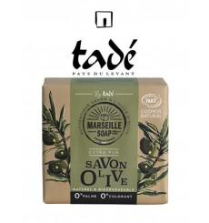 Savon de Marseille extra pur Olive Tadé