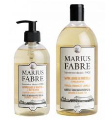 Savon liquide de Marseille Orange Cannelle 1900 - Marius Fabre