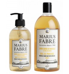 Savon liquide de Marseille Miel de Provence 1900 - Marius Fabre