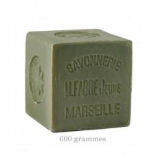 Savon de Marseille à l'huile d'olive 600 g - Marius Fabre