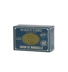 Savon de Marseille ovale à l'huile d'olive 150 g - Marius Fabre