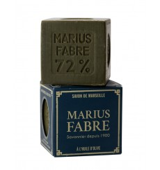 Savon de Marseille à l'huile d'olive 200 g - Marius Fabre