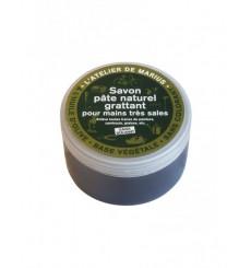 Savon pâte naturel grattant à l'huile d'olive - L'Atelier de Marius Fabre