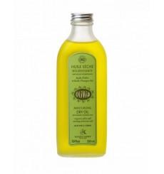 Huile sèche BIO à l'huile d'olive et à l'huile d'onagre - Marius Fabre