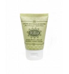 Crème pour les mains BIO à l'huile d'olive - Marius Fabre