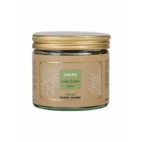 Savon noir corps à l'huile d'olive