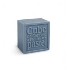 Cube de Cocagne Bleu de reine - Graine de Pastel