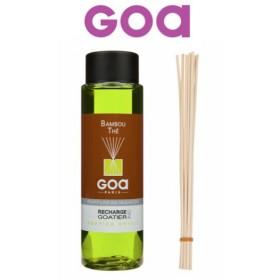 Recharge pour Goatier 250 ml - Bambou Thé