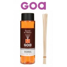 Recharge pour Goatier 260 ml - Gousse de Vanille