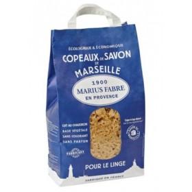 Copeaux de Savon de Marseille sans huile de palme - 980 g.