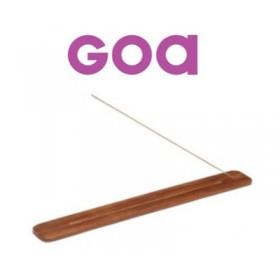 Porte-encens en bois Goa