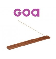 Porte Encens en bois Goa